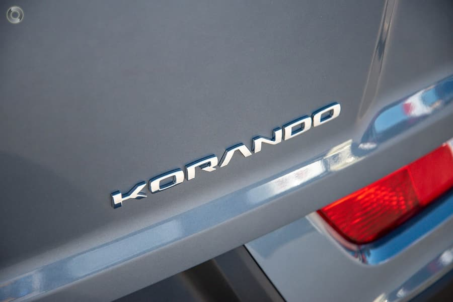 2021 SsangYong Korando Ultimate C300