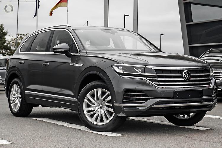 2020 Volkswagen Touareg CR