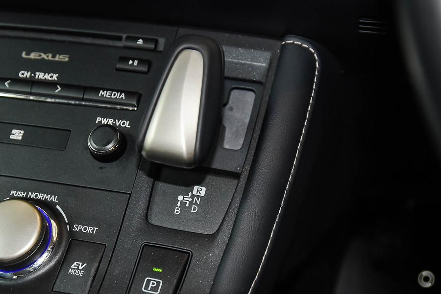 2020 Lexus Ct CT200h Luxury ZWA10R