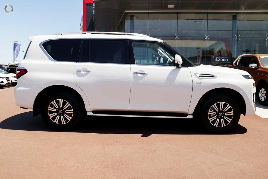 2020 Nissan Patrol Ti-L Y62 Series 5