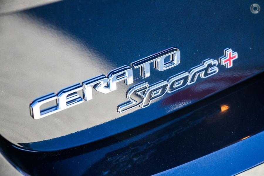 2020 Kia Cerato Sport+ BD