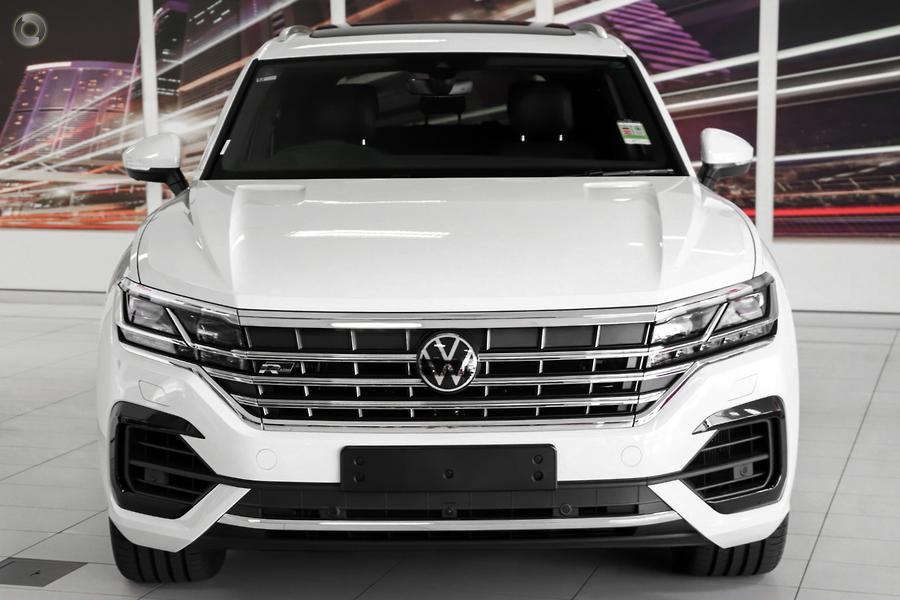 2021 Volkswagen Touareg 210TDI R-Line CR