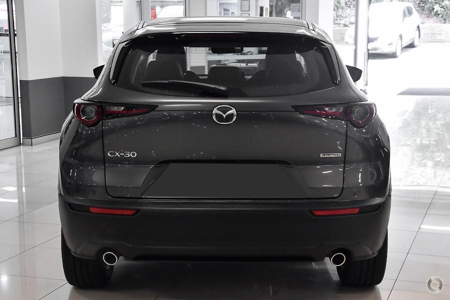 2020 Mazda CX-30 G25 Touring DM Series