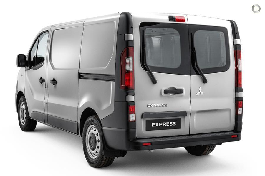 2020 Mitsubishi Express GLX SN