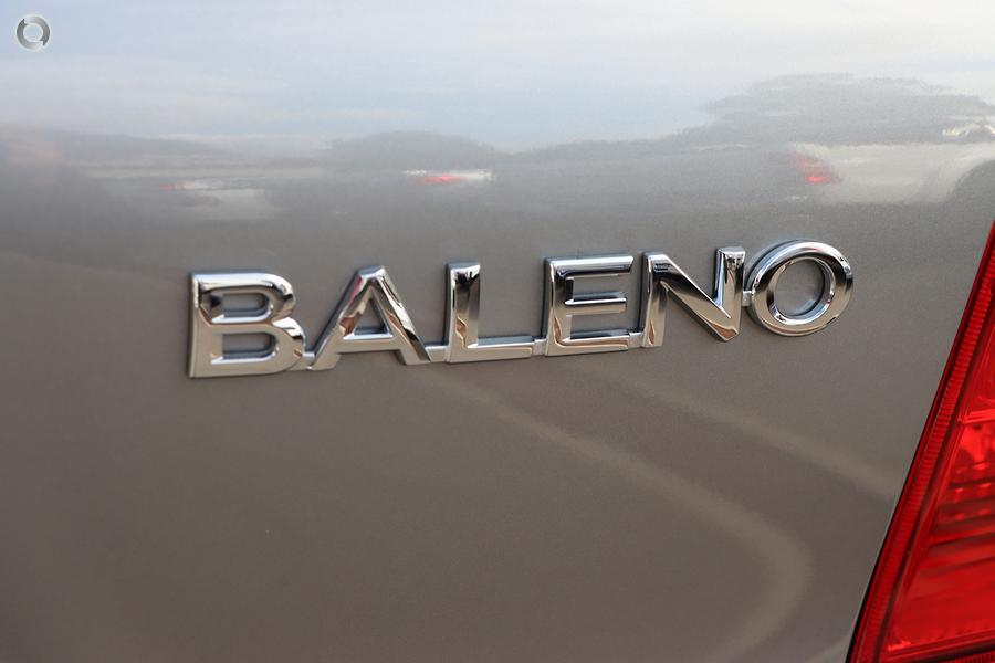 2020 Suzuki Baleno GL EW Series II