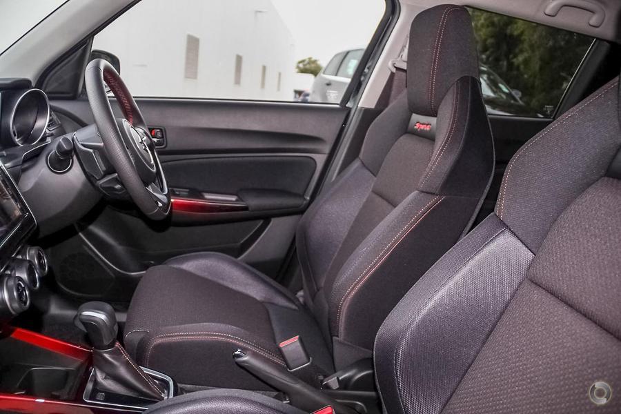 2020 Suzuki Swift Sport AZ Series II