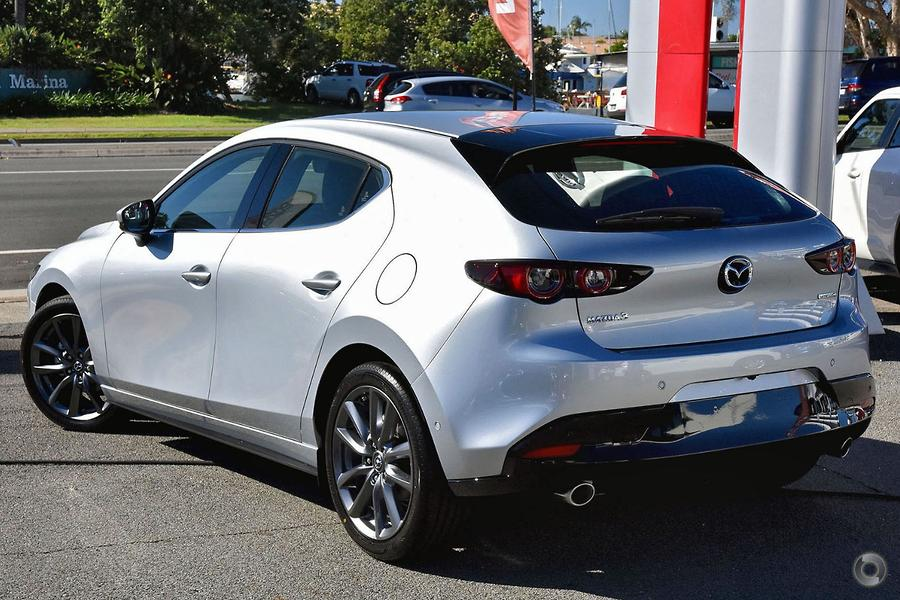 2020 Mazda 3 G20 Touring BP Series
