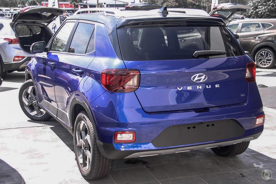 2020 Hyundai Venue Elite QX.2