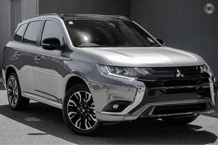 2020 Mitsubishi Outlander PHEV GSR ZL
