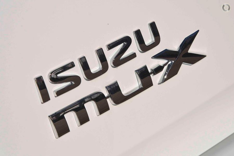 2019 Isuzu MU-X LS-U