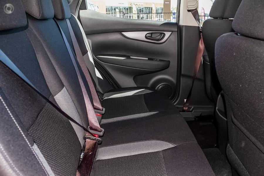 2021 Nissan QASHQAI ST J11 Series 3