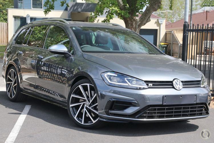 2019 Volkswagen Golf R 7.5