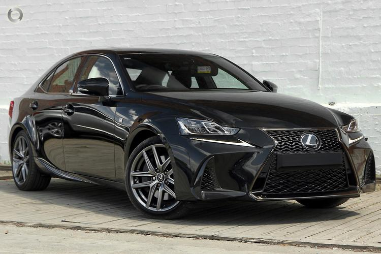 2019 Lexus Is GSE31R