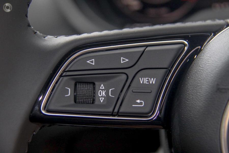 2020 Audi A3 35 TFSI S line plus 8V