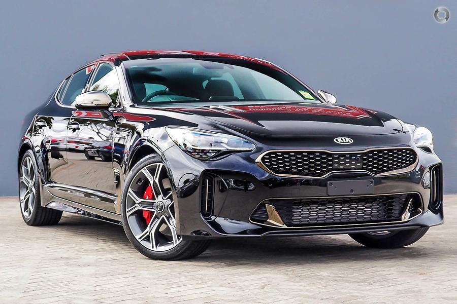 2020 Kia Stinger GT CK