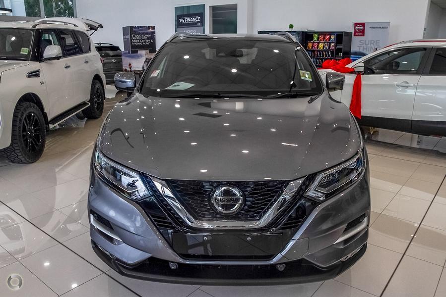 2021 Nissan QASHQAI Ti J11 Series 3