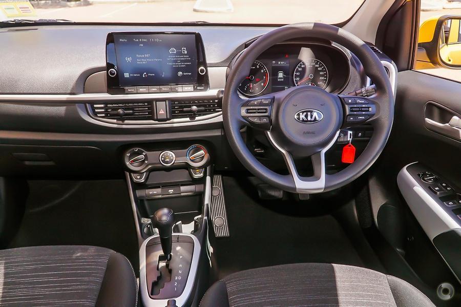 2021 Kia Picanto S JA