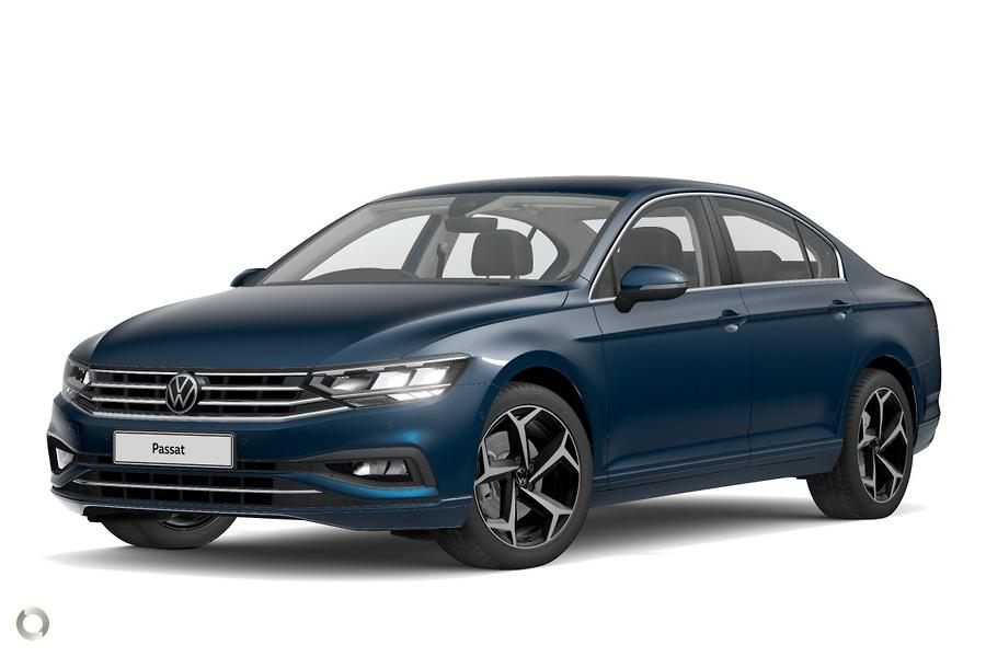 2021 Volkswagen Passat 140TSI Business B8