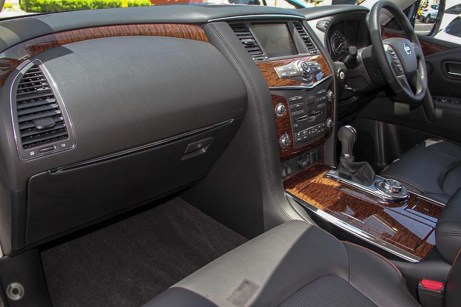 2021 Nissan Patrol Ti Y62