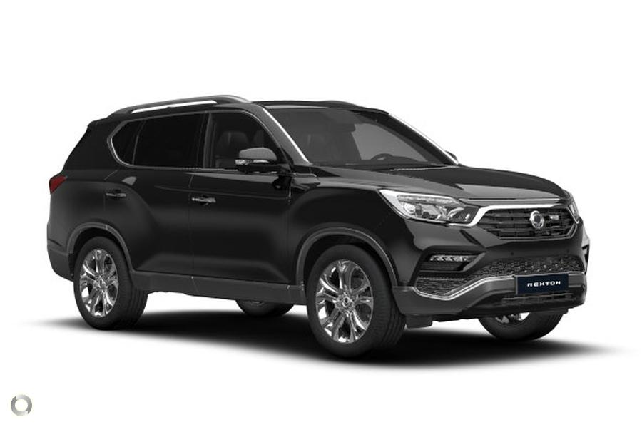 2020 SsangYong Rexton Ultimate Y400