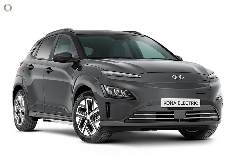 2021 Hyundai Kona electric Highlander OS.V4