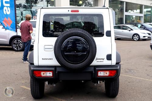 2020 Suzuki Jimny  GJ