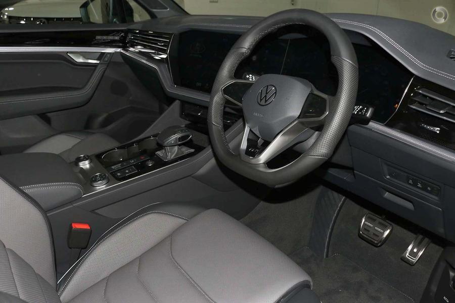 2021 Volkswagen Touareg 210TDI Wolfsburg Edition CR