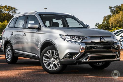2020 Mitsubishi Outlander ES ZL