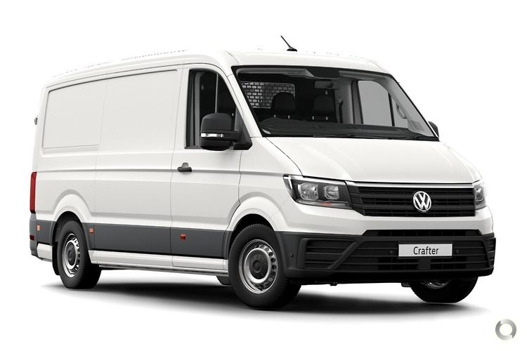 2020 Volkswagen Crafter SY1