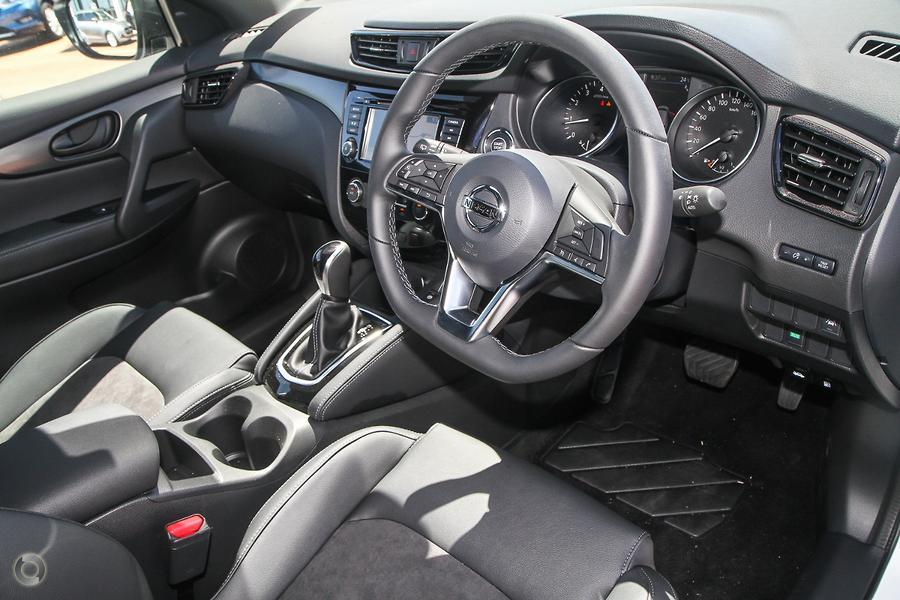 2020 Nissan QASHQAI Midnight Edition J11 Series 3