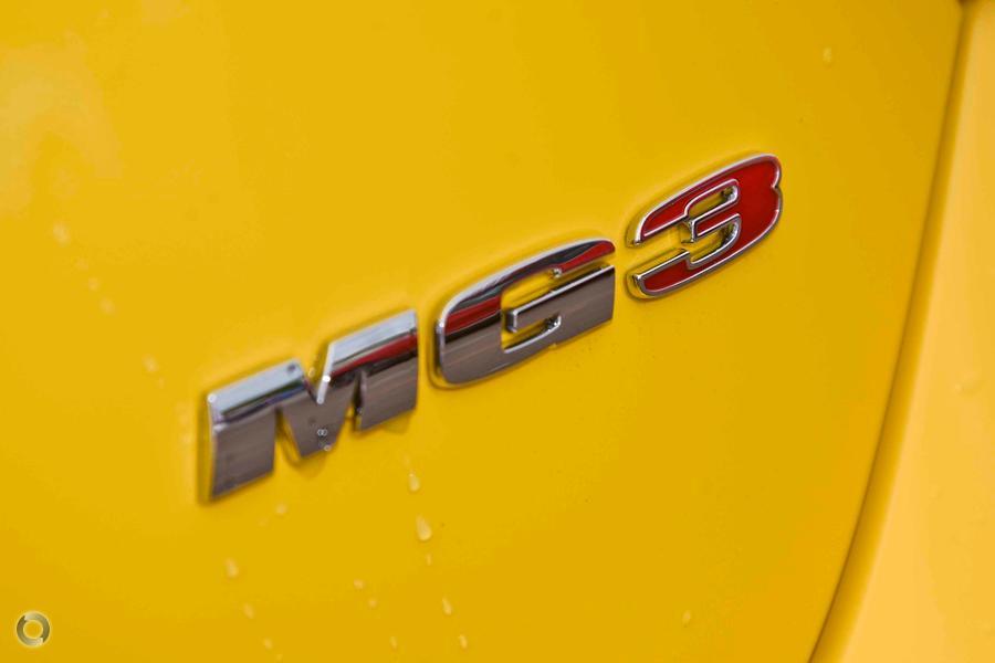 2021 MG MG3 Excite