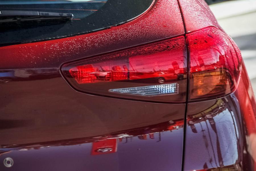2020 Hyundai Tucson Active X TL4