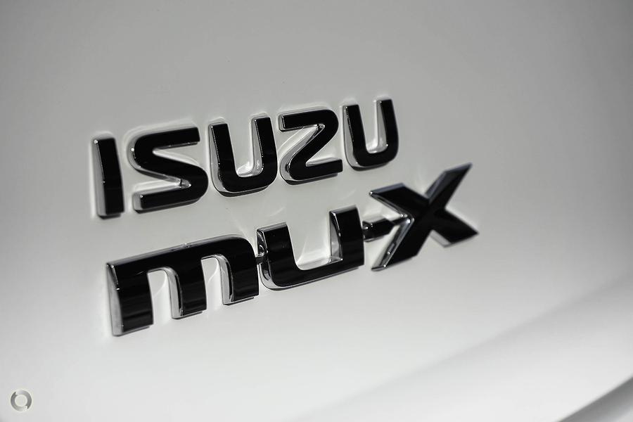 2020 Isuzu MU-X LS-T