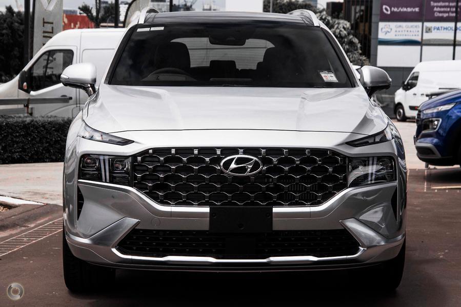 2021 Hyundai Santa Fe Highlander TM.V3