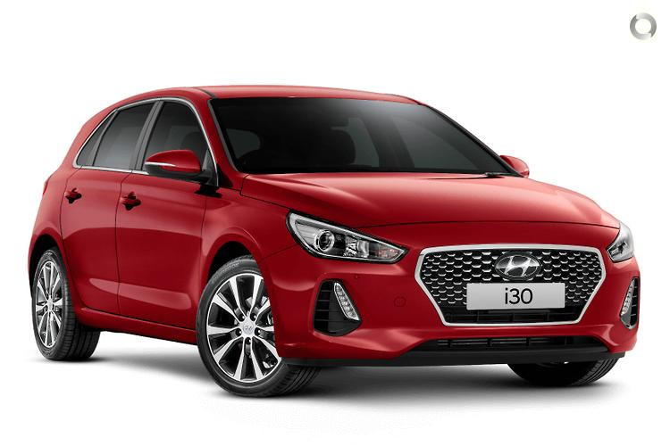 2020 Hyundai I30 Elite PD2