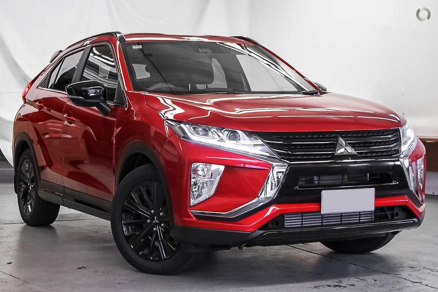 2020 Mitsubishi Eclipse Cross Black Edition Ya Alto Mitsubishi