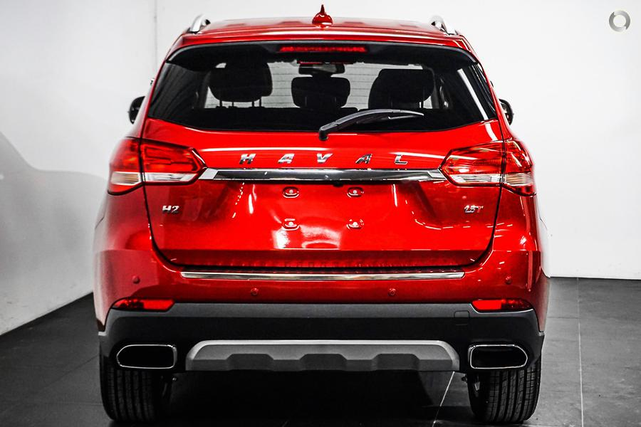 2021 Haval H2 LUX