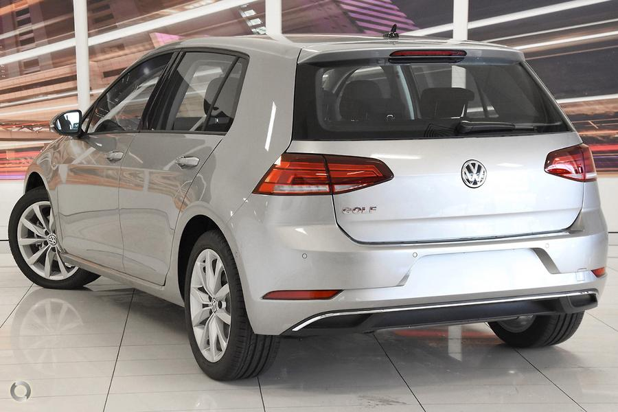2020 Volkswagen Golf 110TSI Comfortline 7.5