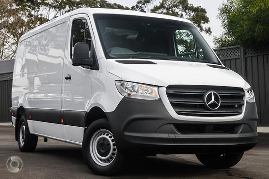 2019 Mercedes-Benz SPRINTER 316CDI