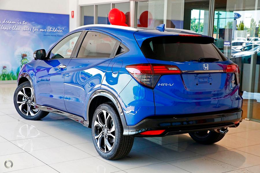 2021 Honda HR-V RS