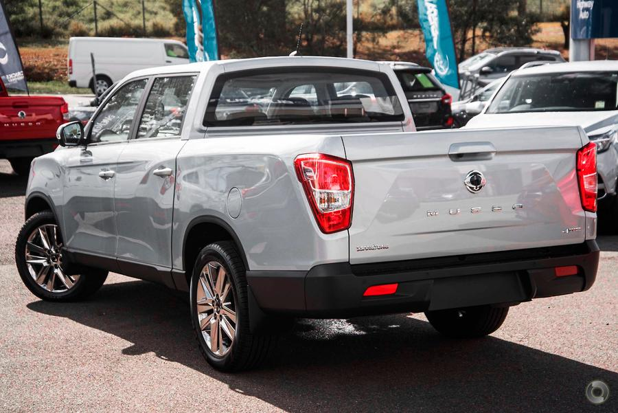 2020 SsangYong Musso Ultimate Plus Q201