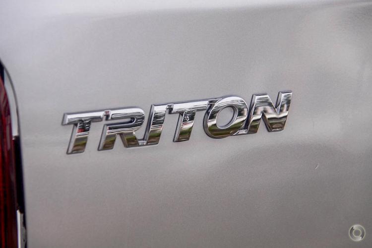 2020 Mitsubishi Triton GLX+ MR