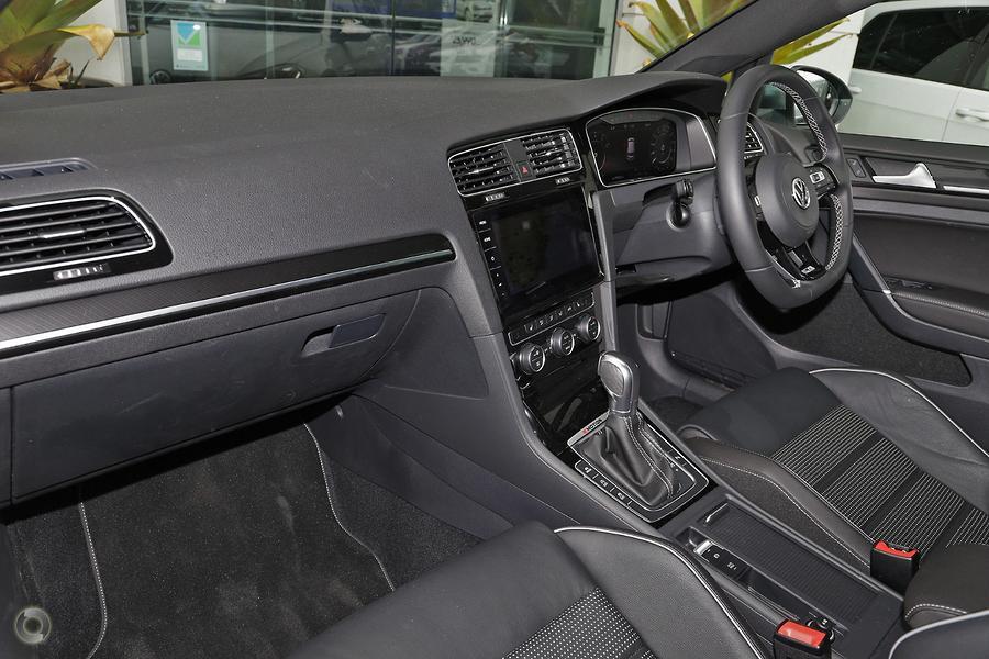 2020 Volkswagen Golf R 7.5