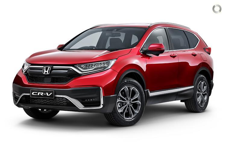 2020 Honda Cr-v RW