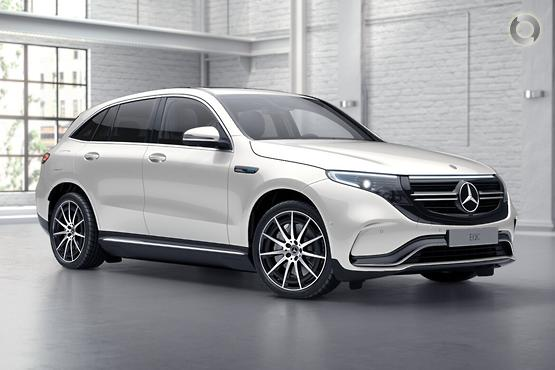 2020 Mercedes-Benz EQC EQC400