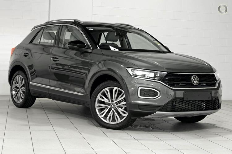 2021 Volkswagen T-roc A1