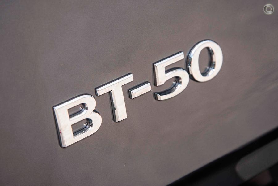 2020 Mazda BT-50 XTR