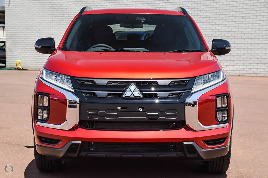 2020 Mitsubishi ASX GSR XD