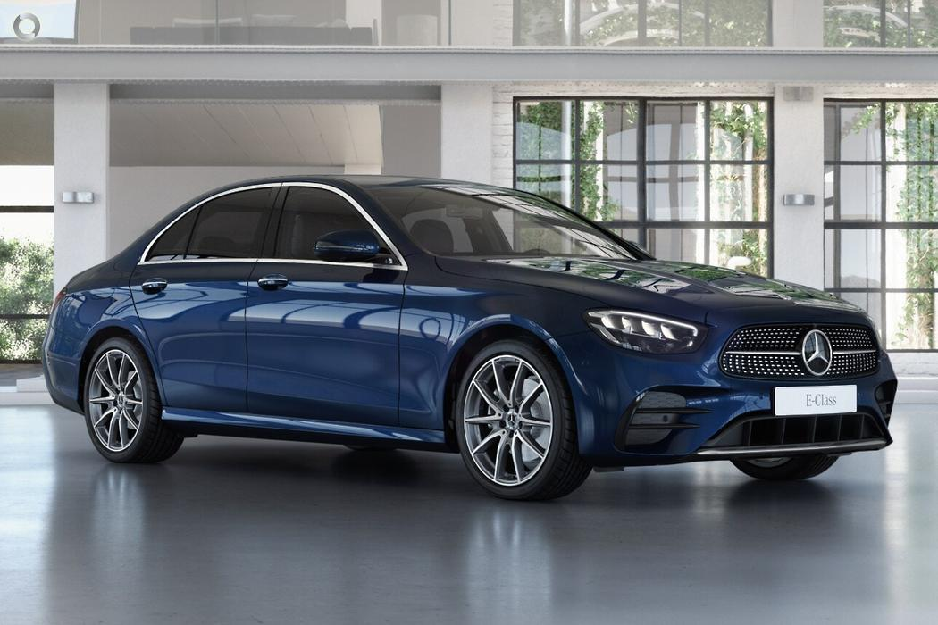 2021 Mercedes-Benz E 200 Sedan