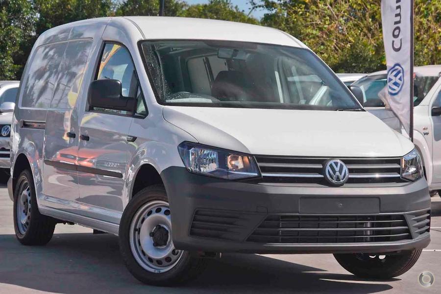 2020 Volkswagen Caddy TSI220 2KN